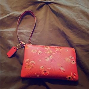 Adorable small Coach bag. Never used!
